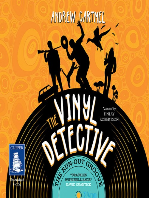 The Vinyl Detective Mysteries Book 2: The Run Out Groove Cover