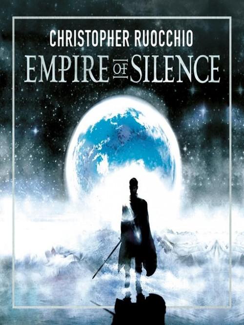 Sun Eater Book 1: Empire of Silence Cover
