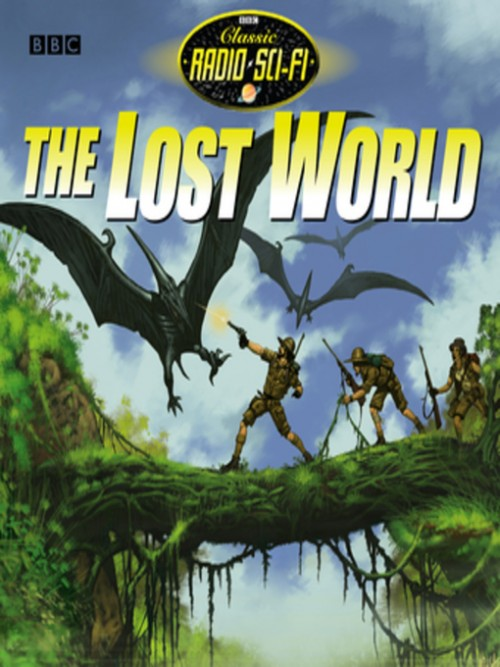 The Lost World Cover
