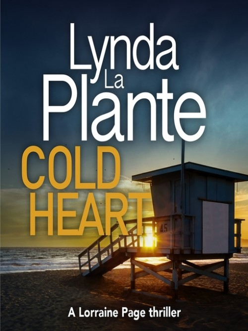 Lorraine Page Book 3: Cold Heart Cover