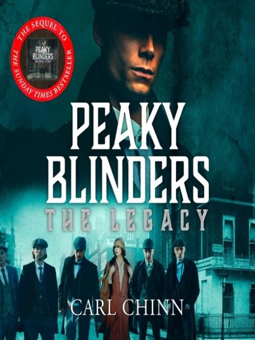 Peaky Blinders: The Legacy Cover