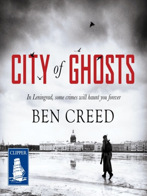City of Ghosts Cover