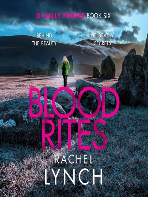 DI Kelly Porter Book 6: Blood Rites Cover