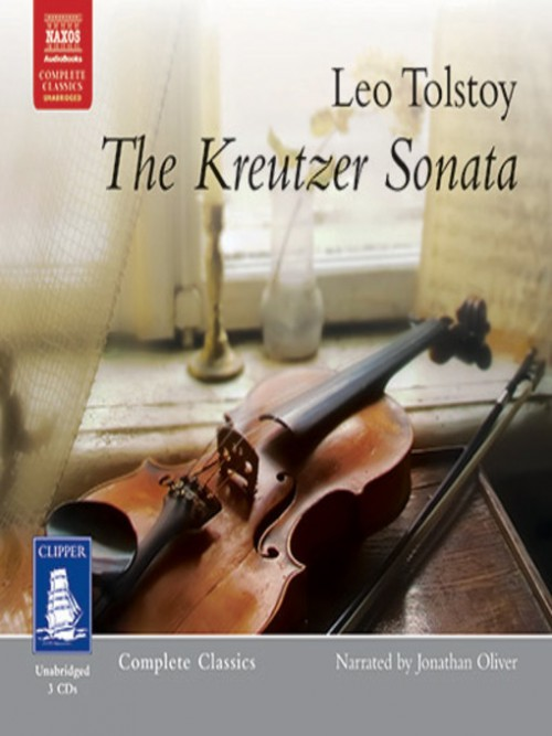 The Kreutzer Sonata Cover