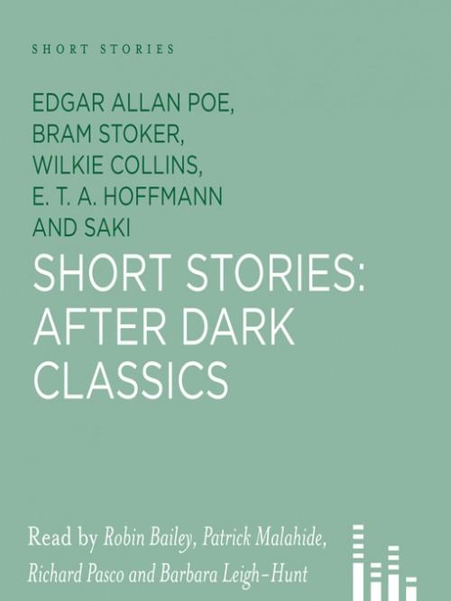 After Dark Classics Cover