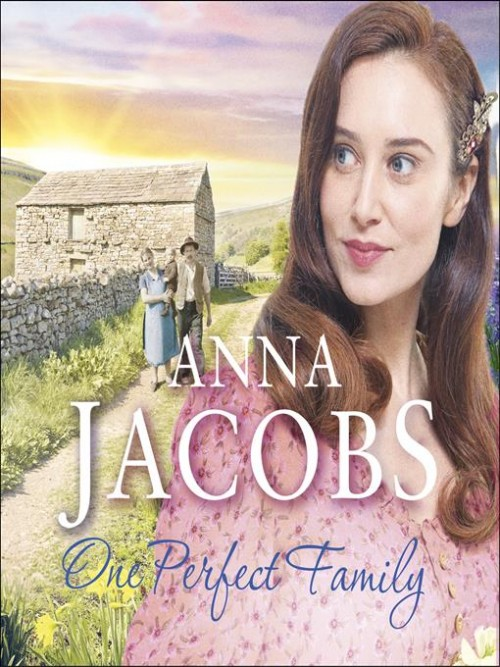 Ellindale Saga Book 4: One Perfect Family Cover