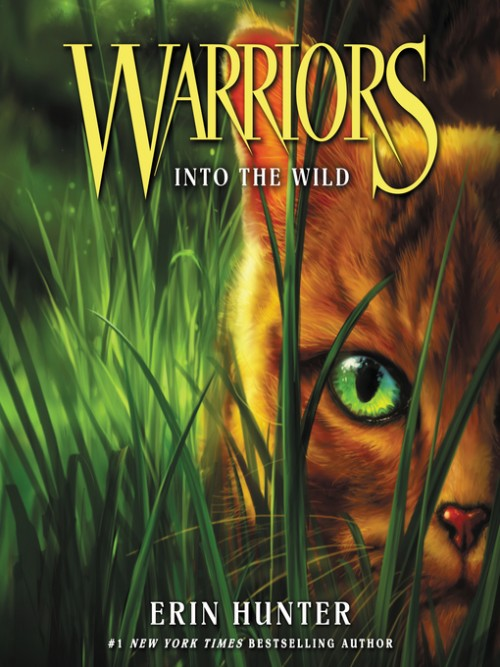 Warriors Book 1: Into the Wild Cover