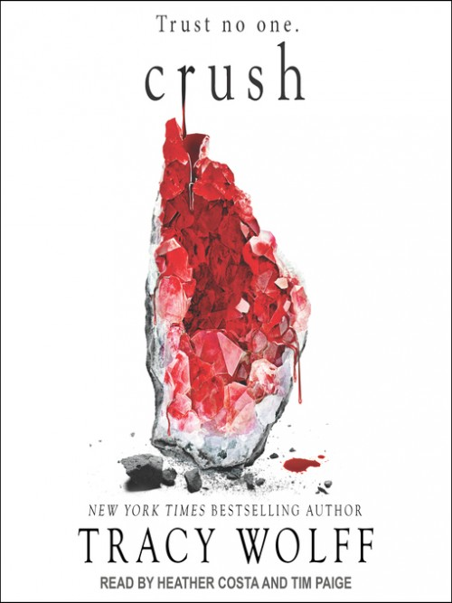 Crave Book 2: Crush Cover