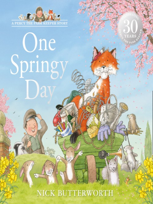 One Springy Day Cover