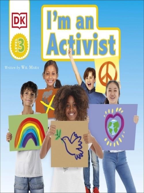 I'm an Activist Cover