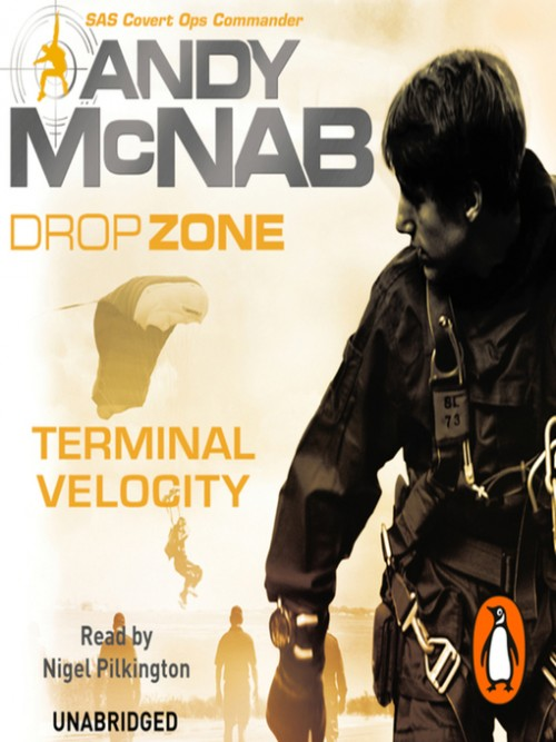 Dropzone Book 2: Terminal Velocity Cover