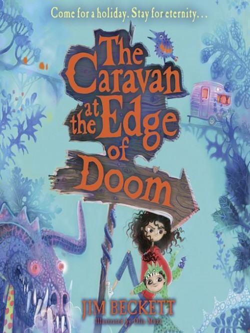 The Caravan at the Edge of Doom Cover