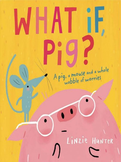 What If, Pig? Cover