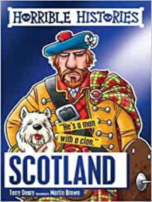 Horrible Histories: Scotland Cover