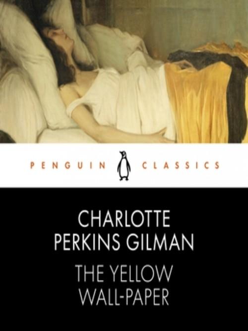 The Yellow Wall-paper Cover