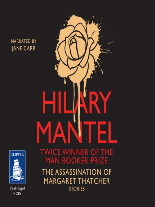 The Assassination of Margaret Thatcher Cover