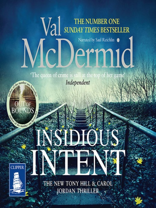 Insidious Intent Cover