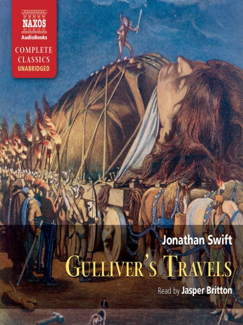 Gulliver's Travels Cover