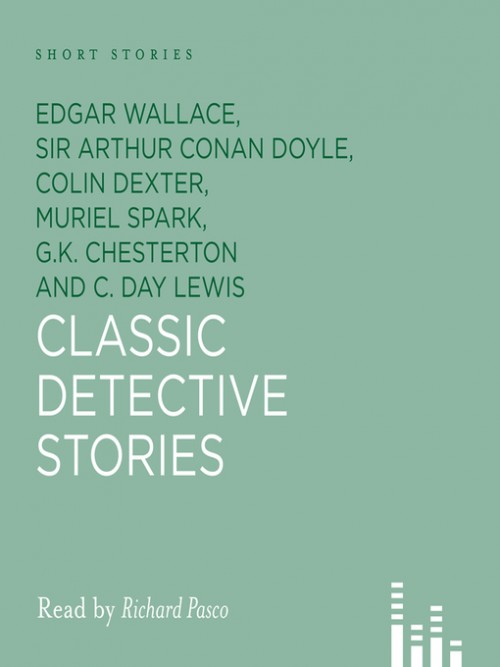 Classic Detective Stories Cover