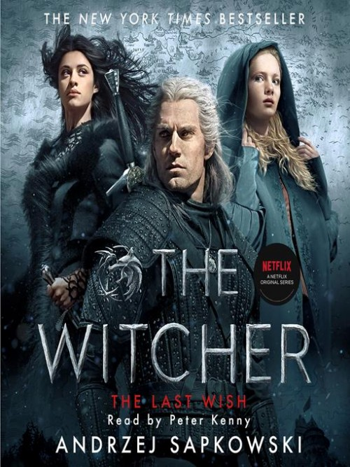 The Witcher: The Last Wish Cover