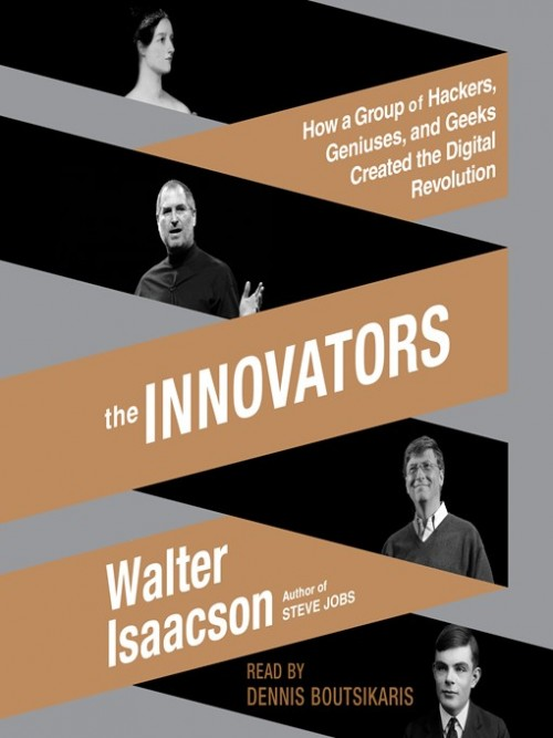 The Innovators Cover