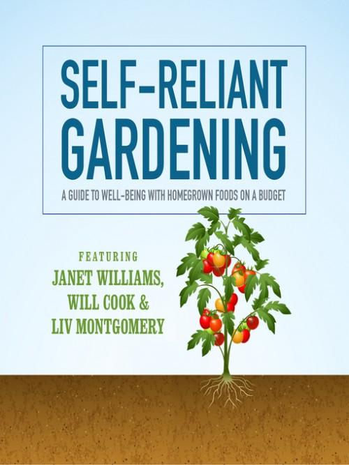 Self-reliant Gardening Cover