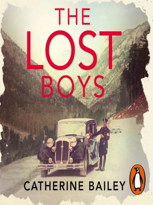 The Lost Boys Cover