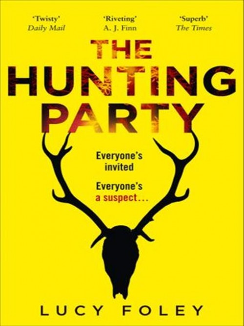 The Hunting Party (unabridged) Cover