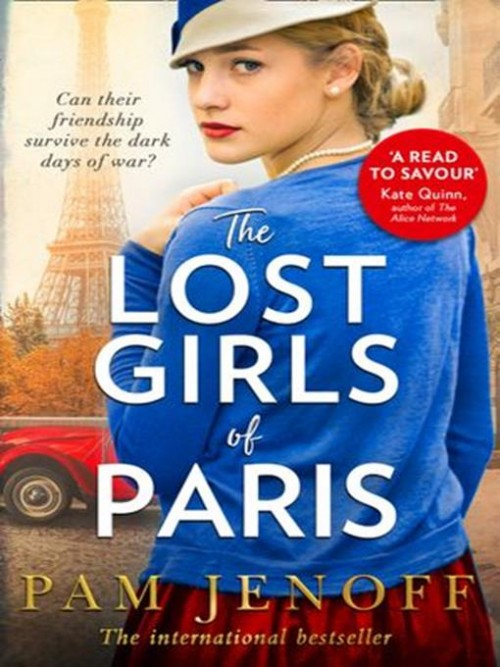 The Lost Girls of Paris Cover