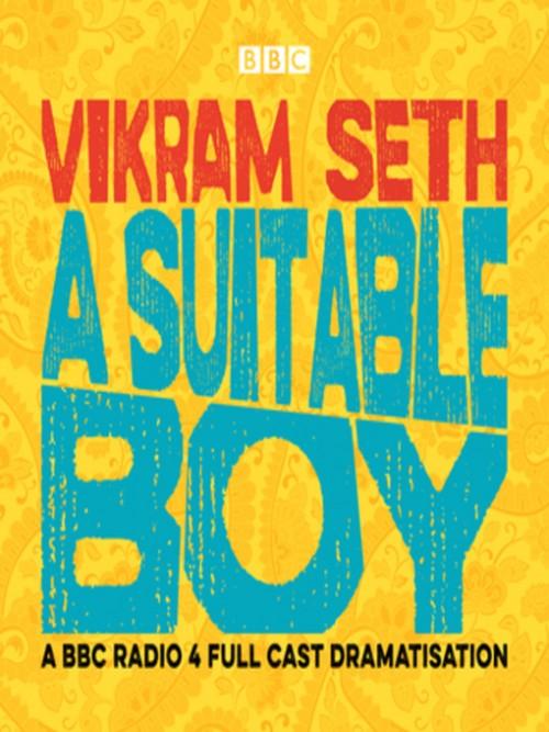 A Suitable Boy Cover