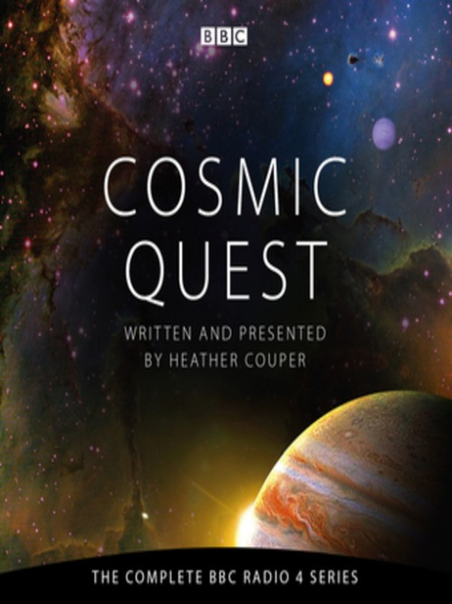 Cosmic Quest Cover