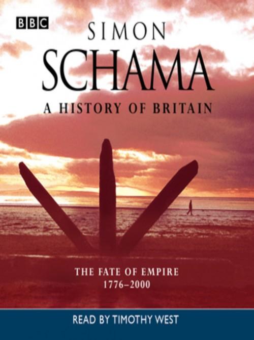 Fate of Empire 1776 - 2000 Cover