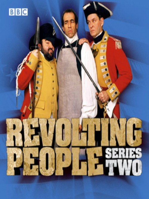 Revolting People, Series 2 Cover