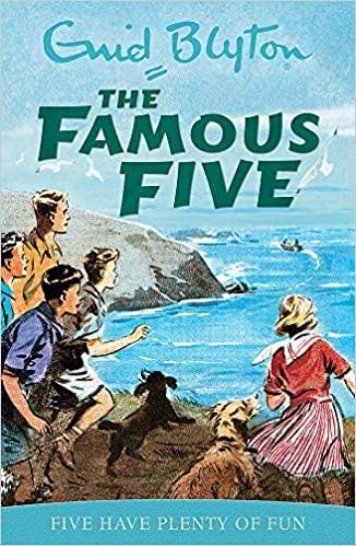 Five Have Plenty of Fun Cover