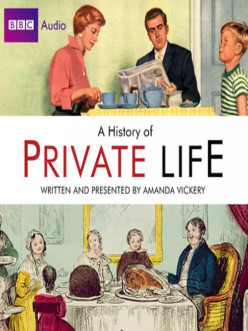 A History of Private Life Cover