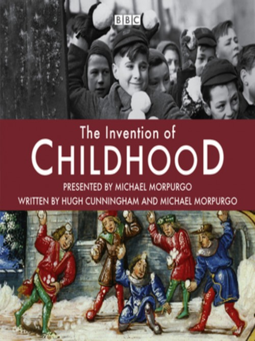 The Invention of Childhood Cover