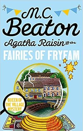 Agatha Raisin and the Fairies of Fryfam Cover