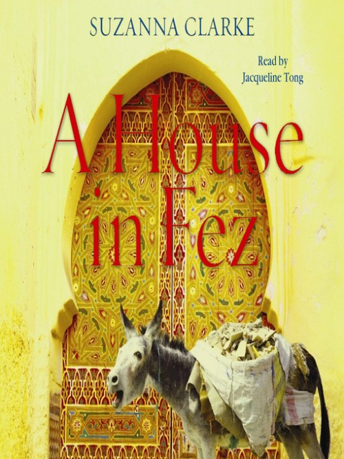 A House In Fez Cover