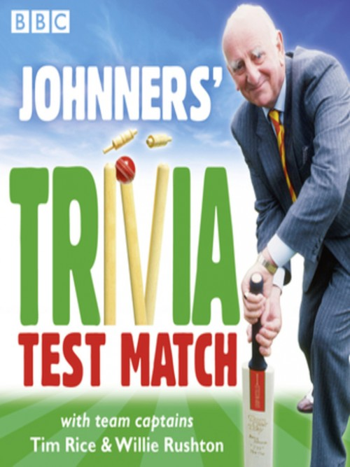Johnner's Trivia Test Match Cover