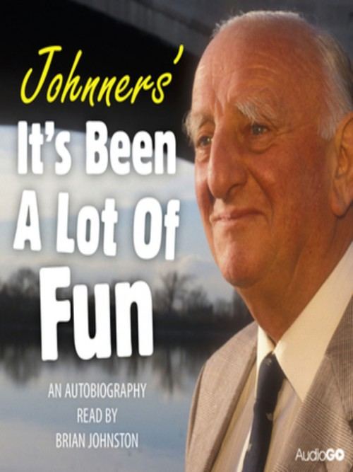 Johnners' It's Been A Lot of Fun Cover