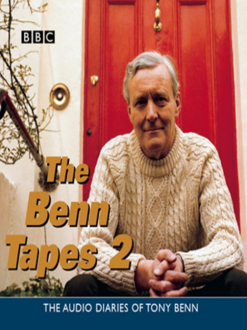 The Benn Tapes 2 Cover