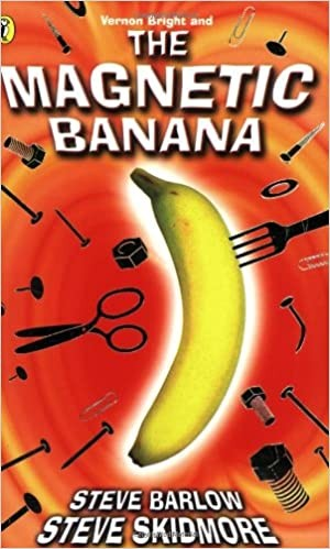 Vernon Bright Series Book 1: Vernon Bright and the Magnetic Banana Cover