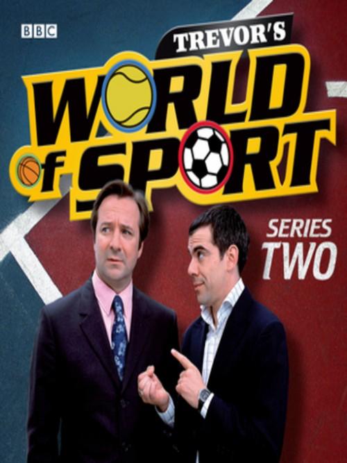 Trevor's World of Sport Series 2 Cover