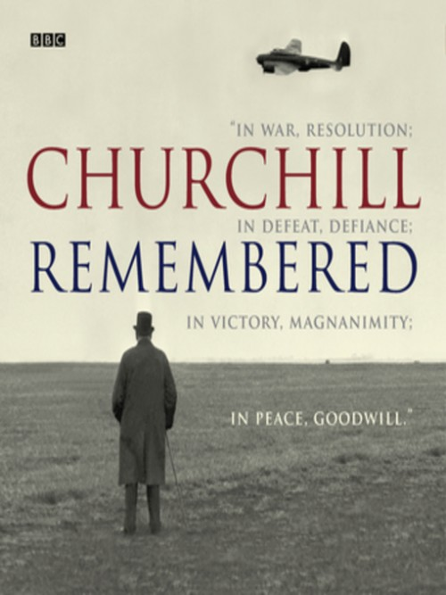 Churchill Remembered Cover