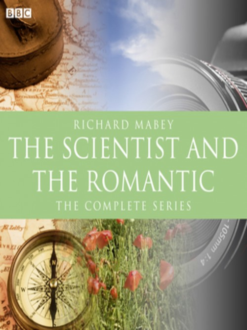 The Scientist and the Romantic Cover