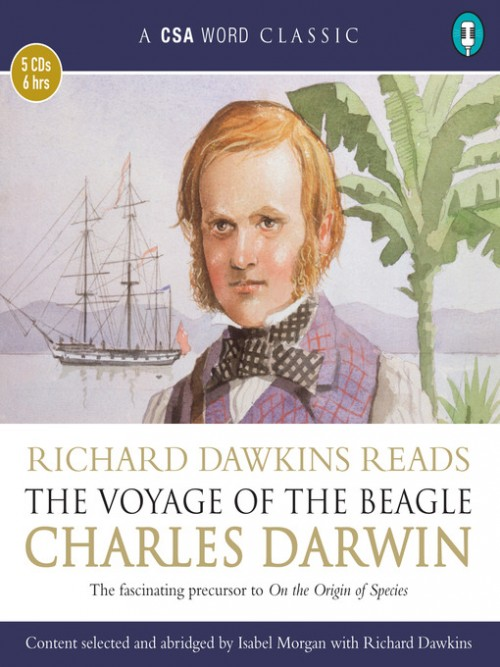 The Voyage of the Beagle Cover
