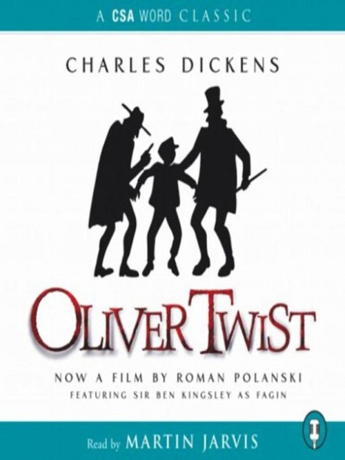 Oliver Twist Cover