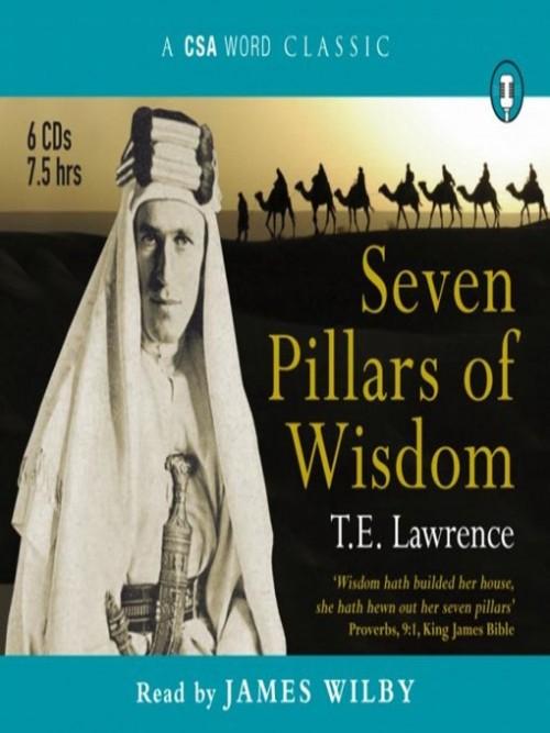 Seven Pillars of Wisdom Cover