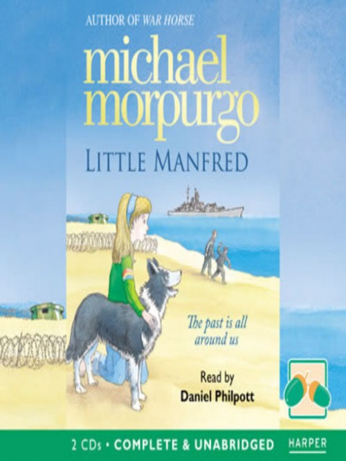 Little Manfred Cover