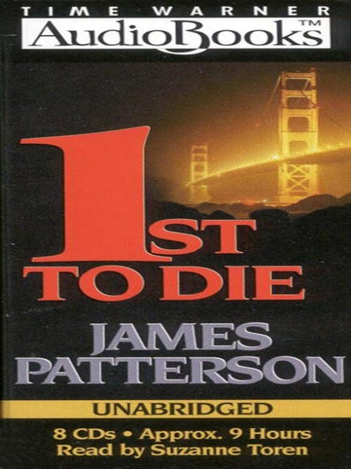 1st To Die Cover